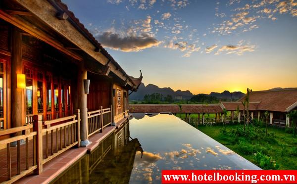 Khu nghỉ dưỡng Emeralda Ninh Bình