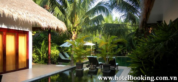 Chams Villas Resort Mui Ne, Phan Thiet