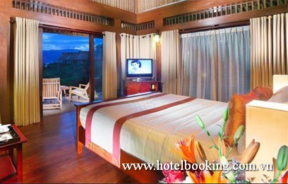 Khu nghỉ dưỡng Best Western Bhuvana Hòn Tằm Nha Trang