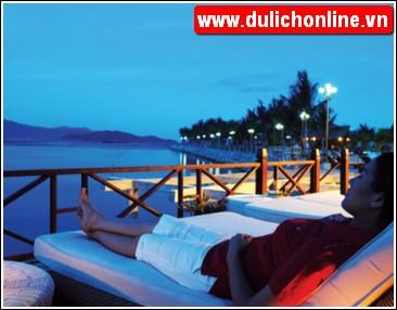 Khu nghỉ Diamond Bay Nha Trang