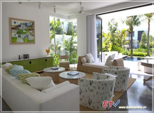 Khu nghỉ dưỡng Sanctuary Hồ Tràm Vũng Tàu