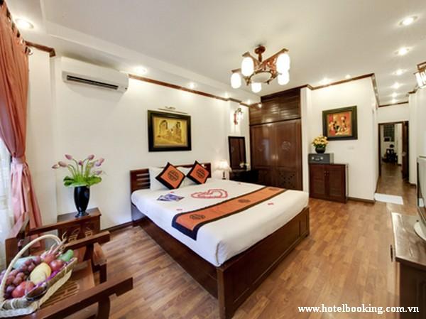 Khách sạn Indochina Gold Hà Nội