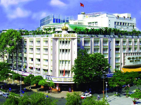 Khách sạn Rex, TP Hồ Chí Minh