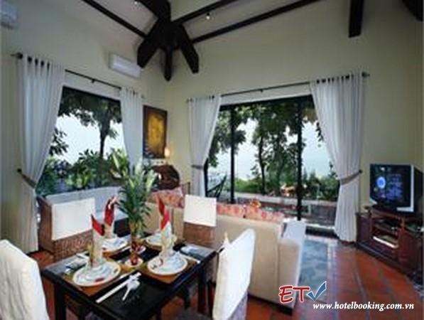 Khu du lịch Anoasis Beach Resort (Kỳ Vân) Vũng Tàu
