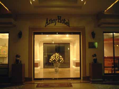 Khách sạn Army Hà Nội