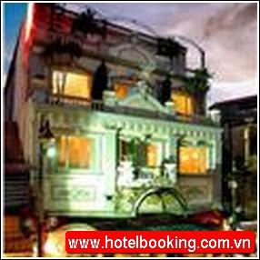 Khách sạn Majestic Salute Hà Nội