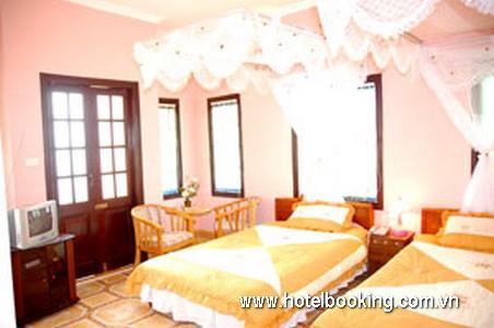 Khách sạn Việt Hoa Sapa