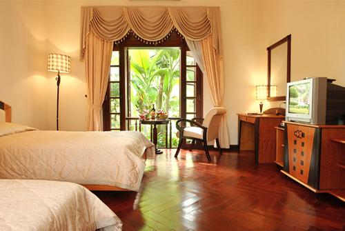 Khu nghỉ dưỡng Tuần Châu Island Resort & Spa