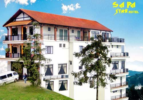 Khách sạn NGÔI SAO Sapa